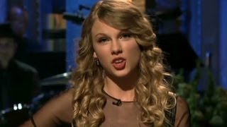 Swift responds to Fey, Poehler joke