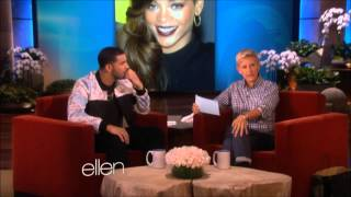 Drake Talks About Dating Rihanna On Ellen