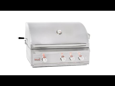 Blaze Professional Grill Overview