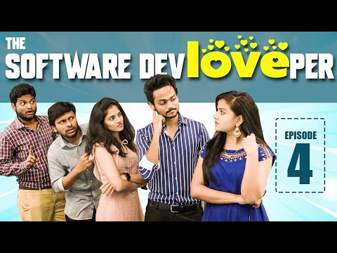 The Software DevLOVEper || EP - 4 || Shanmukh Jaswanth Ft. Vaishnavi Chaitanya || Infinitum Media