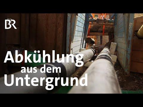München: Stadt kühlen mit unterirdischen Bächen? | Gu ...