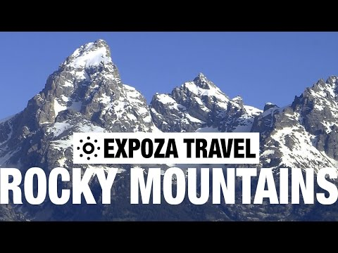 Rocky Mountains Vacation Travel Video Guide (видео)