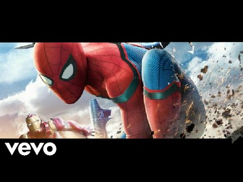 Imagine Dragons -Whatever It Takes (Spiderman Homecoming ) Musical Video ~NEB ENTERTAINMENT™ (видео)