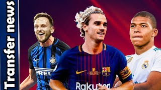 Video Transfer News & Rumours 2019 ⚽️ Ft. Mbappé, Griezmann, Hazard, Mané etc. MP3, 3GP, MP4, WEBM, AVI, FLV Juli 2019
