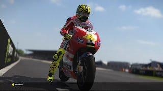 9. Ducati Desmosedici 2011 - Valentino Rossi The Game - MotoGP 16 - Test Ride Gameplay (HD) [1080p]