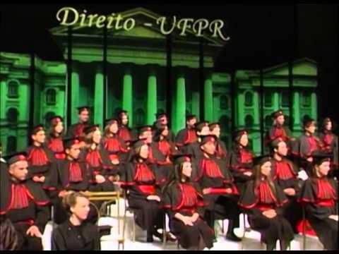 Discurso do Orador - Formatura da Turma Romeu Felipe Bacellar Filho (Direito UFPR Noturno 2004-2008)