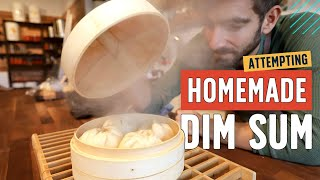 I Went to Chinatown to Perfect Homemade Steam Buns by Brothers Green Eats