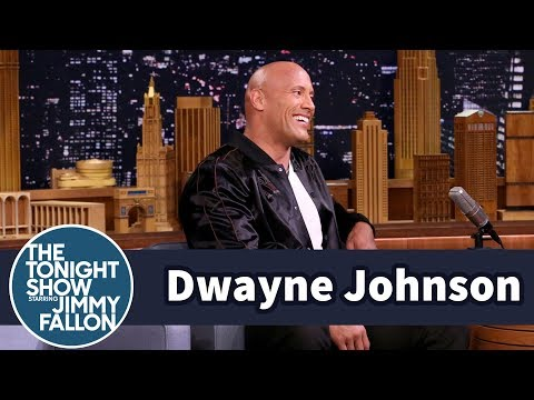 Dwayne Johnson Addresses Rumors He May Run for
