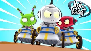 Video Hero At Heart | Cartoon | Rob The Robot - Episode #55 | Cartoons For Kids MP3, 3GP, MP4, WEBM, AVI, FLV Juli 2017