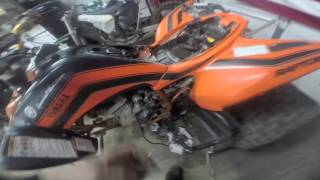 10. How To Replace Your Yamaha Raptor 250 Starter