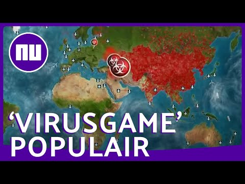 Game waarin je wereld moet infecteren met zelfbedacht virus populair in China
