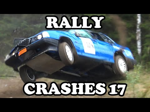 Av?karfilm 2017 | Rally Crash Compilation 2017