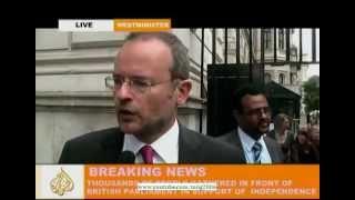 Al Jazeera Live usoo Tabinaysay isu soo baxii London.
