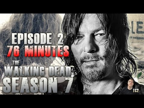 The Walking Dead Season 7 Episode 2 The Well to be a 76 Minute Extended Episode!