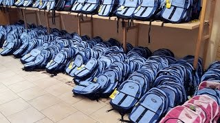 Wath Supplies Help Students Launch School Year