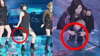 Video TWICE Sana Clean Up after Clumsy Momo Drop Her Earring and Belt MP3, 3GP, MP4, WEBM, AVI, FLV Juli 2018