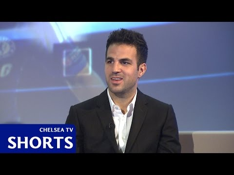 Chelsea - Cesc Fabregas and Thibaut Courtois reveal dressing room secrets. To watch more: http://bit.ly/1oCs0ta.