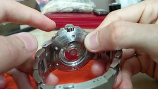 Oris Aquis unboxing and review