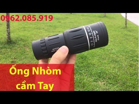 Địa chỉ bán ống nhòm du lịch 1 mắt 40x60 giá rẻ Tại Hà Nội