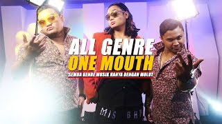 Video ALL GENRE ONE MOUTH | Beatbox Indonesia MP3, 3GP, MP4, WEBM, AVI, FLV April 2018
