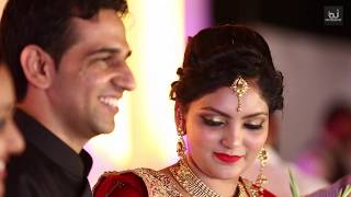 Reception highlights | BJ PHOTOGRAPHY | India | USA