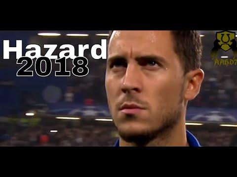 Eden Hazard - Crazy Dribbling Skills & Goals - 2017/2018 HD