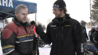 8. 2011 Yamaha Snowmobile PowerTour: Port Perry, ON