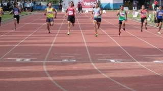 Chand India  City new picture : Dutee Chand- India's fastest woman qualifies for Olympic