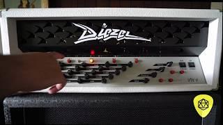 Download Lagu 2018 Diezel Amplification -  VH4 Amplifier - Raw Play-thru Mp3