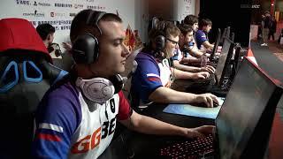 (RU) WESG Grand Finals | Team Russia vs Fnatic |  map 1 | by @AlexeyDeq & @cyberfocus_csgo