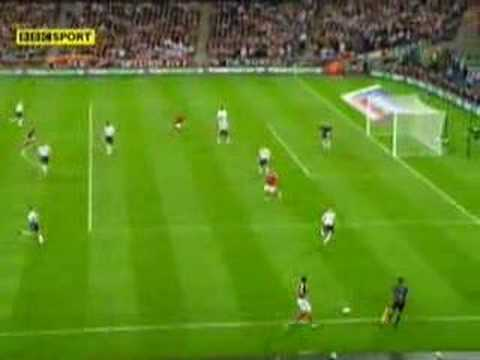 Gol a Inglaterra