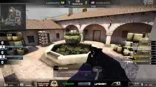 FACEIT League 2015 Stage 3 - Luminosity Gaming vs. compLexity (Inferno) - Narração PT-BR