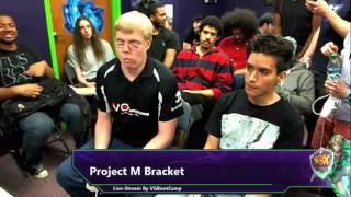 PMS 3.02 – Chudat vs Redd. The progression from hilarious Chu stalling to tense Game 3.