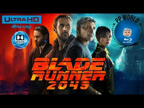 Blade Runner 2049 : Test Blu-ray Ultra HD/4K HDR !