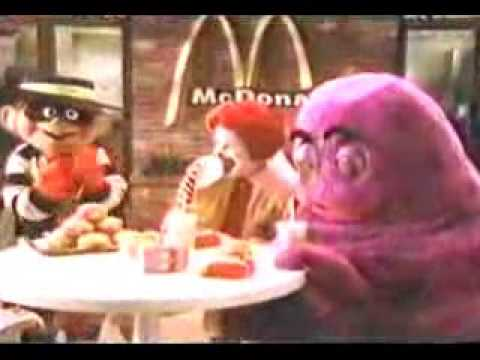 McDonald's Hamburglar Gets a Makeover in New Commercial