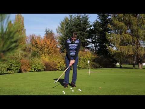 Zero Golf lekce 2/7 Chip se Zero holí