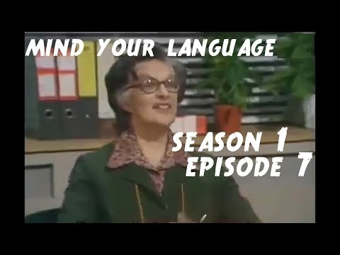 Mind Your Language - Season 1 Episode 7 - The Cheating Game | Funny TV Series