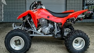 3. 2014 Honda TRX400X Sport ATV / Quad Walk-Around Video  (TRX400EX)