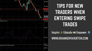 Tips for New Traders When Entering Swipe Trades