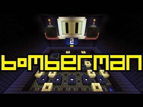 Minecraft Bomberman