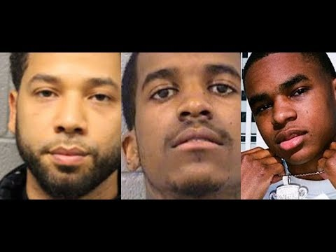 Lil Reese Reacts YBN Almighty Jay CAUGHT slipping In NYC and Jussie Smollett 16 Count Indictment
