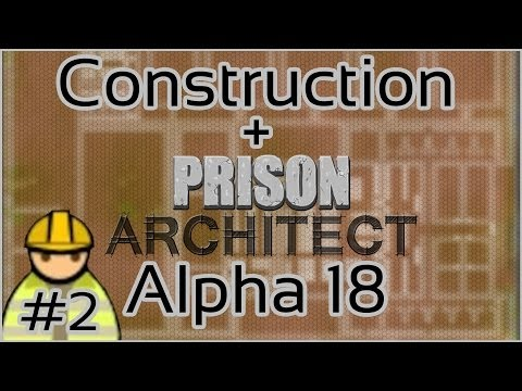 architect - Episode 2 of Construction + Prison Architect + Alpha 18. PA is a management / building game inspired by dwarf fortress, dungeon keeper, theme hospital etc. A...
