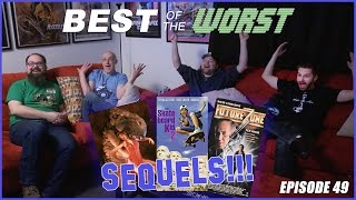 Video Best of the Worst: Carnosaur 2, The Skateboard Kid 2, and Future Zone MP3, 3GP, MP4, WEBM, AVI, FLV Januari 2019