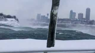 Niagara Falls (NY) United States  city images : Niagara Falls, NY, USA. Winter-Feb.2015