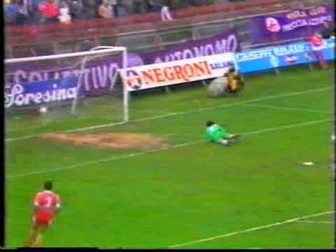 serie a 1984-85: cremonese - fiorentina 1-1!
