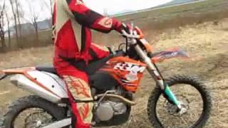 4. KTM 450 EXC Rekluse 2010