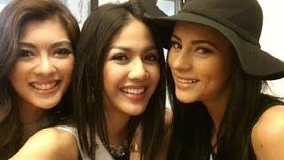 Miss Thailand Chalita Yaemwannang Interview