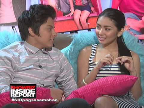 showbiz - Watch out for the exclusive uncut interview of Kathryn Bernardo & Daniel Padilla on Showbiz Inside Report Exclusive via push.abs-cbn.com! SHOWBIZ INSIDE REPO...