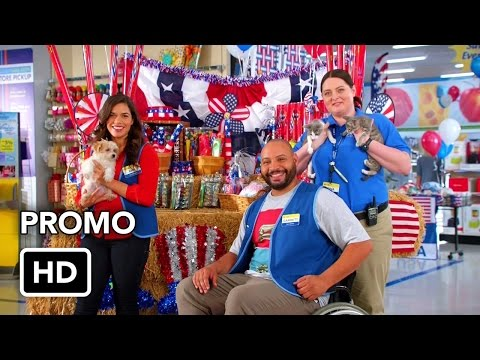 Superstore Season 2 (Promo 'Post 4th July Sale')