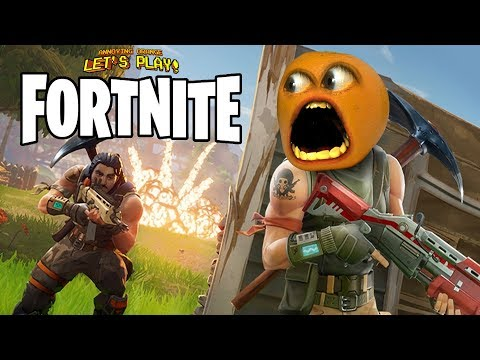 Video Annoying Orange Plays - FORTNITE (Booty Shots!) download in MP3, 3GP, MP4, WEBM, AVI, FLV January 2017